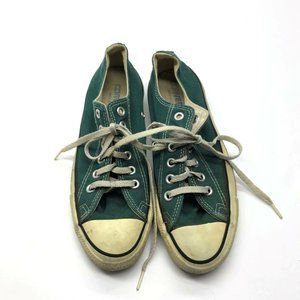 Converse All Star Made in USA Green Sneakers